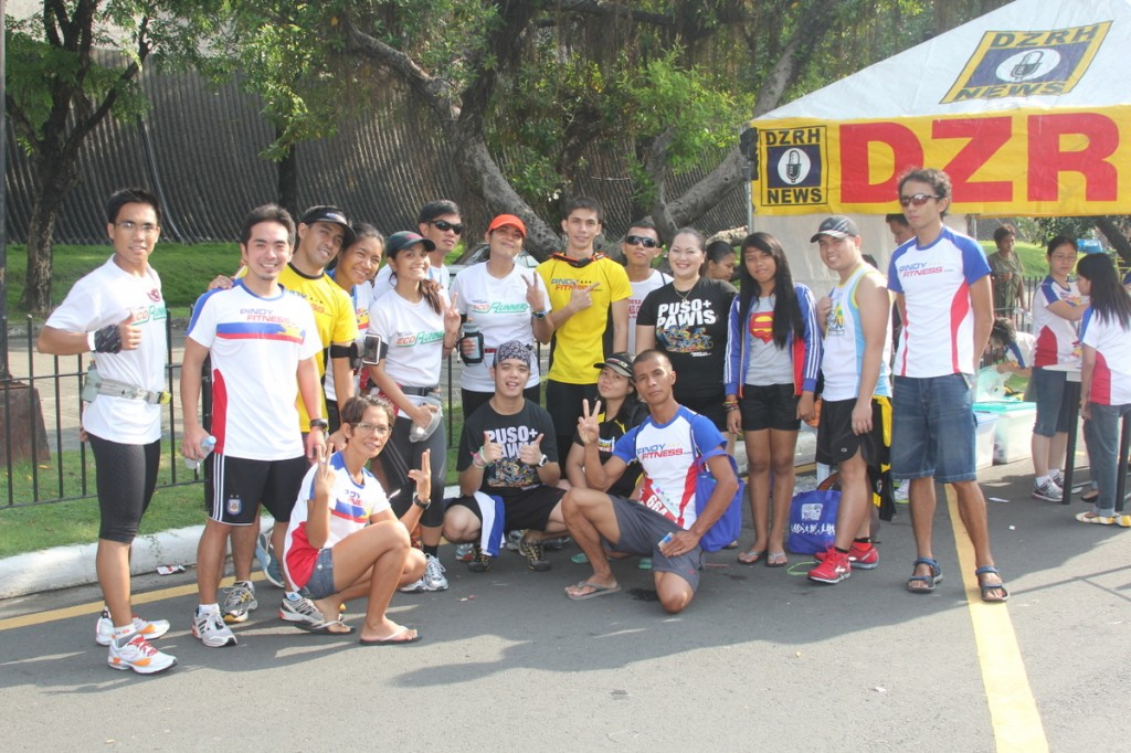 Pinoy Fitness Family