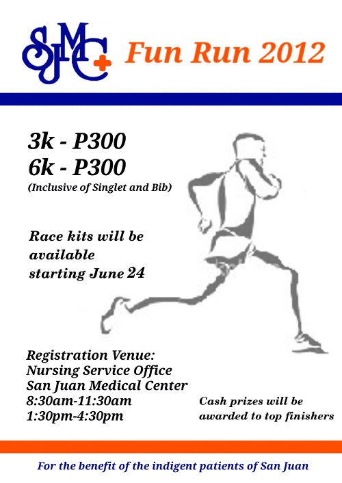 San Juan Medical Center Fun Run 2012 race results and photos