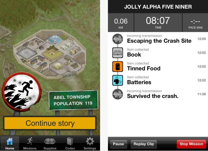 zombie-run-app