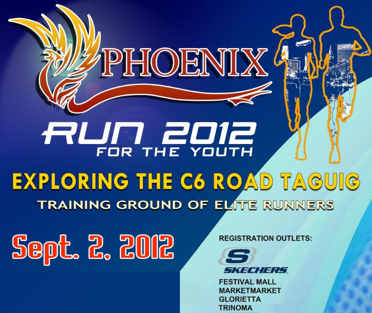 Phoenix Run 2012 race results and photos