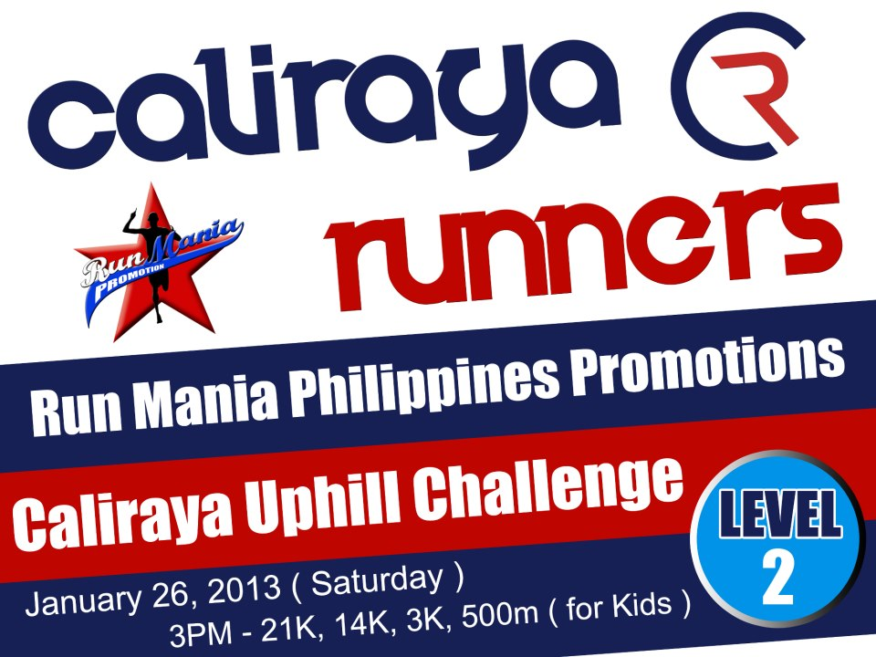 caliraya uphill 2013 results and photos