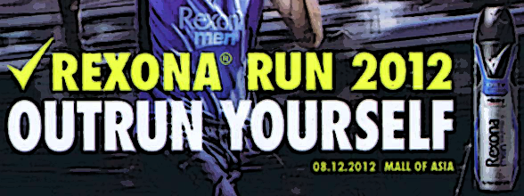 Rexona Run 2012 race results and photos
