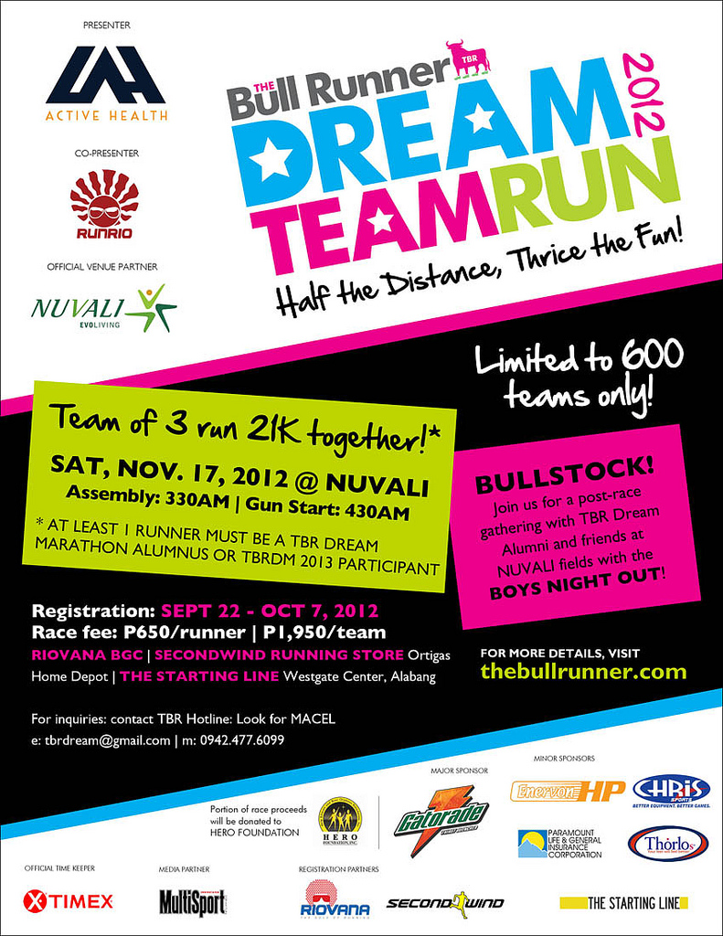tbr-dream-team-run-2012-poster