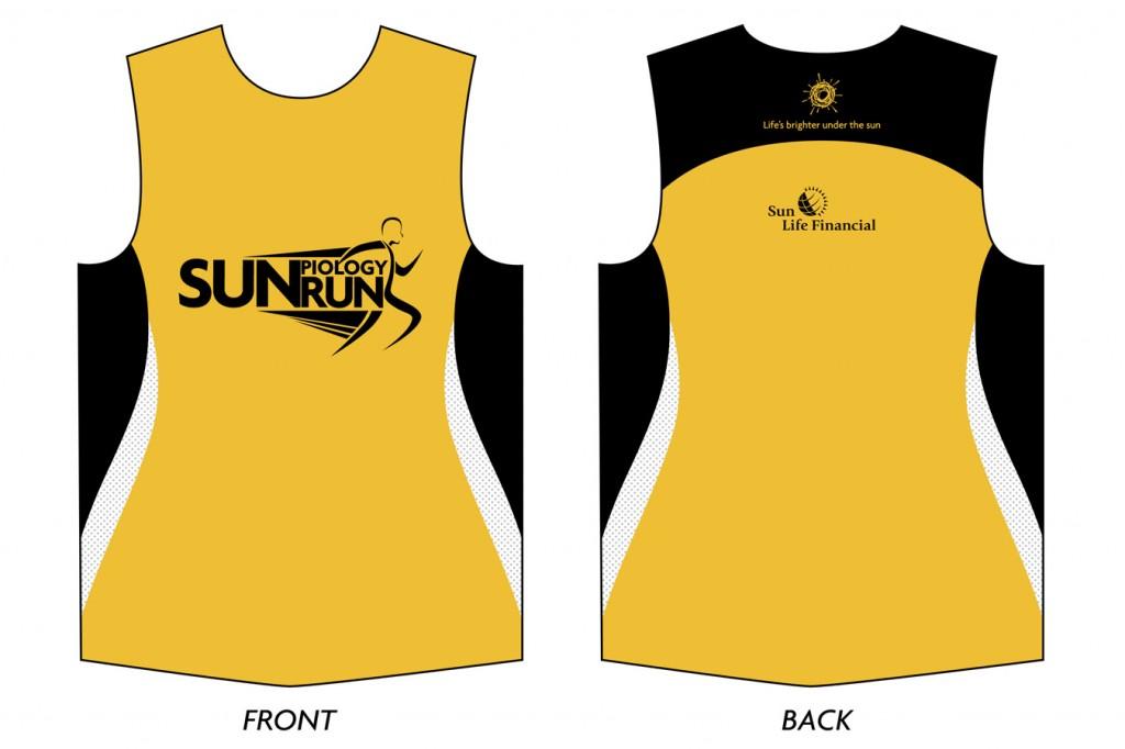 sunpiology 2012 singlet