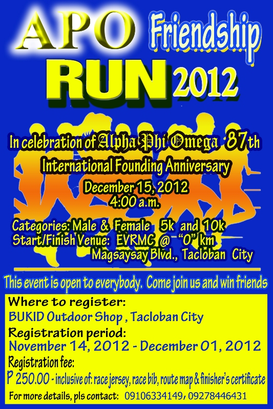 apo-friendship-run-2012-poster