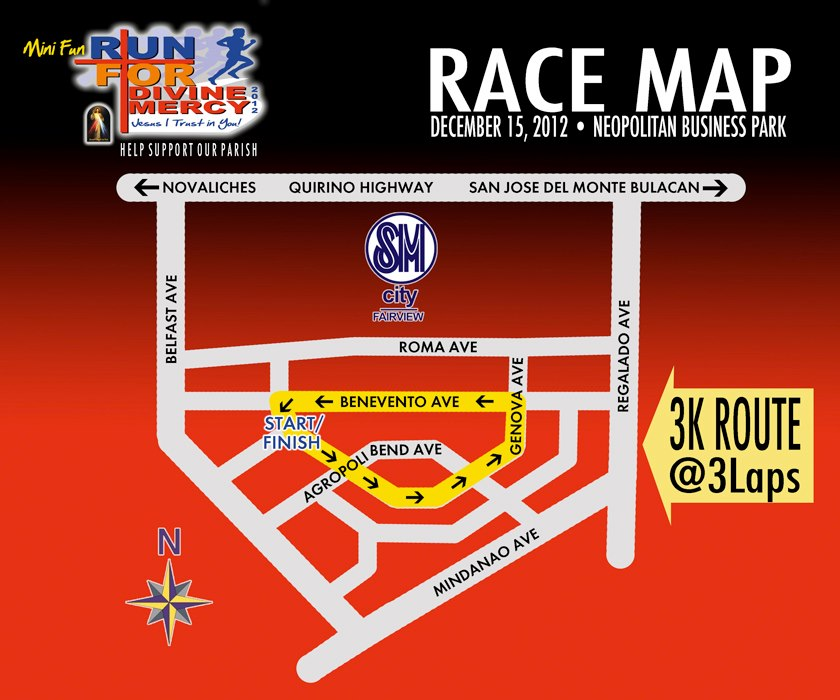 run-for-divine-mercy-map