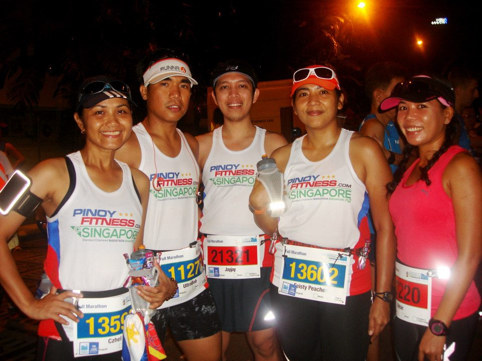 Pinoy Fitness Singapore 2012