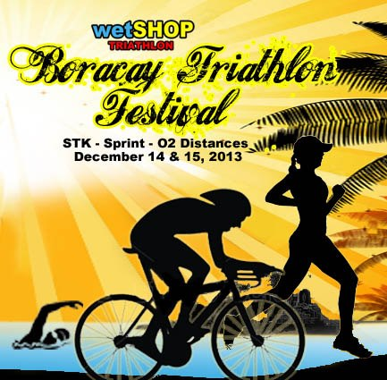 WetSHOP Boracay Triathlon Festival updated 2013