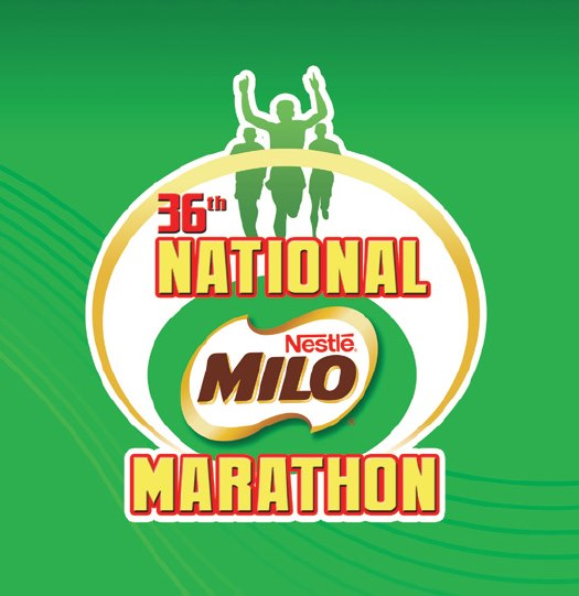 36th MILO Marathon National Finals 2012 race results and photos
