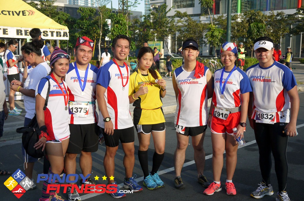 Pinoy Fitness Run for Change 2012