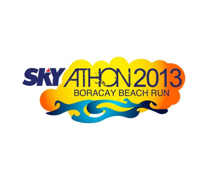 skyathon boracay run 2013 results and photos