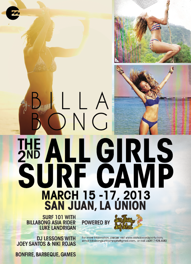 2nd BBG All Girls Poster 2013