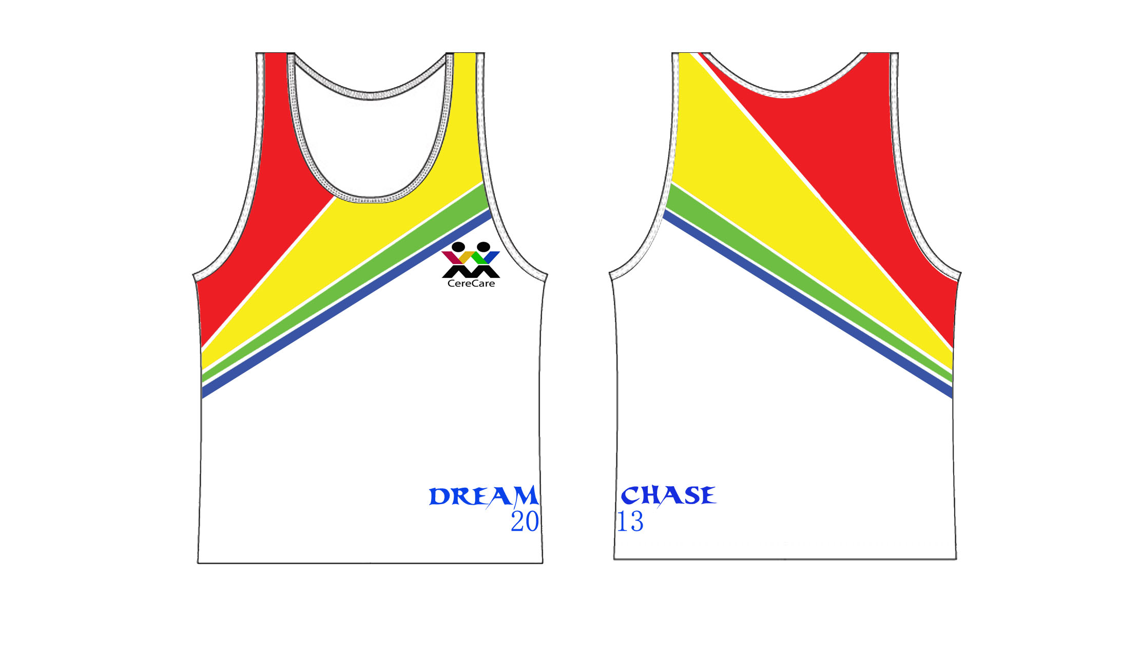 dream-chase-2013-singlet-design