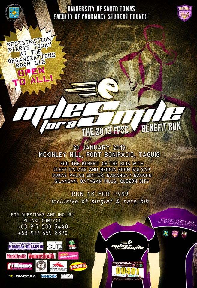 miles-for-a-smile-2013-poster