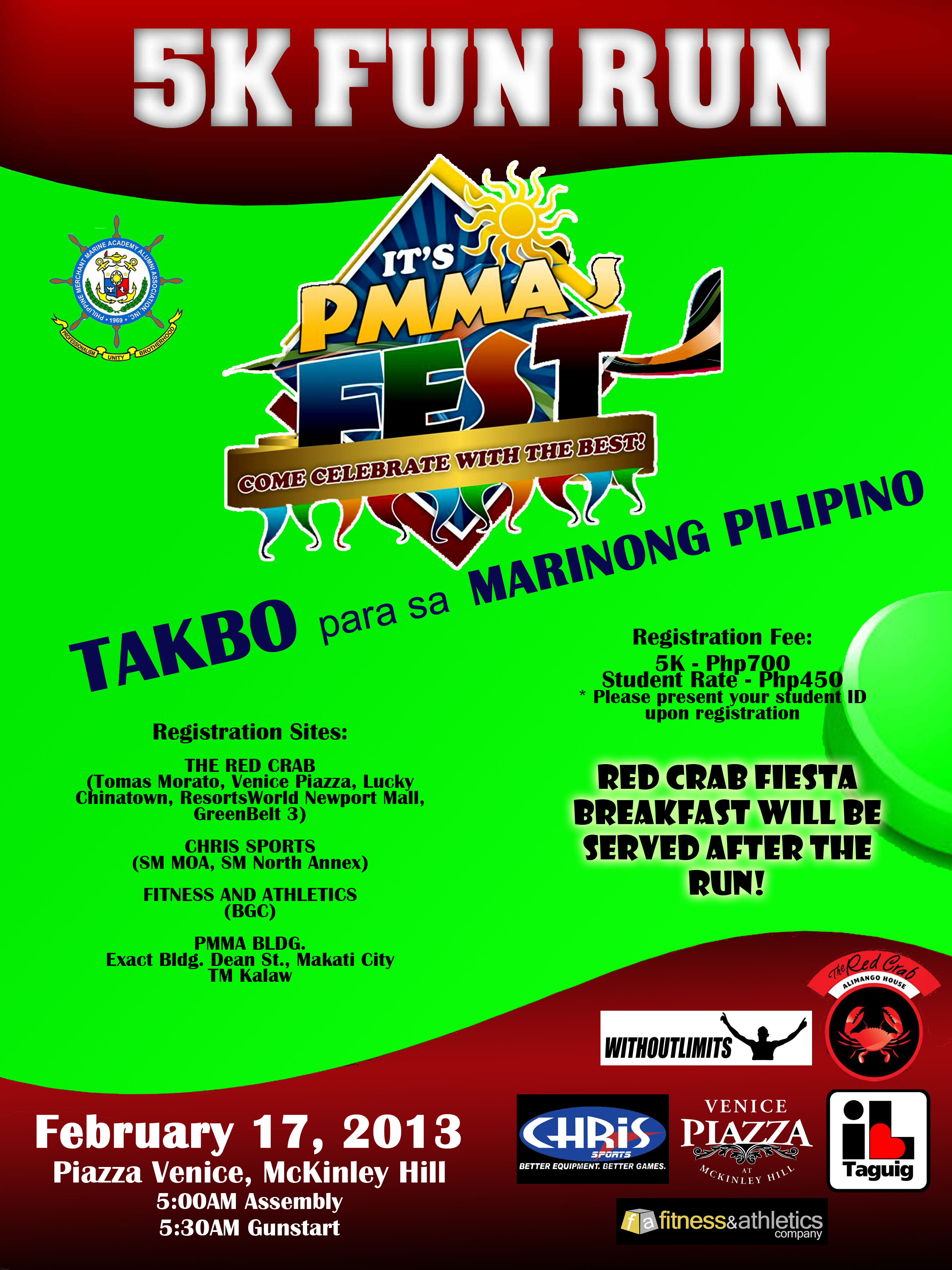 pmma fest 2013 results and photos