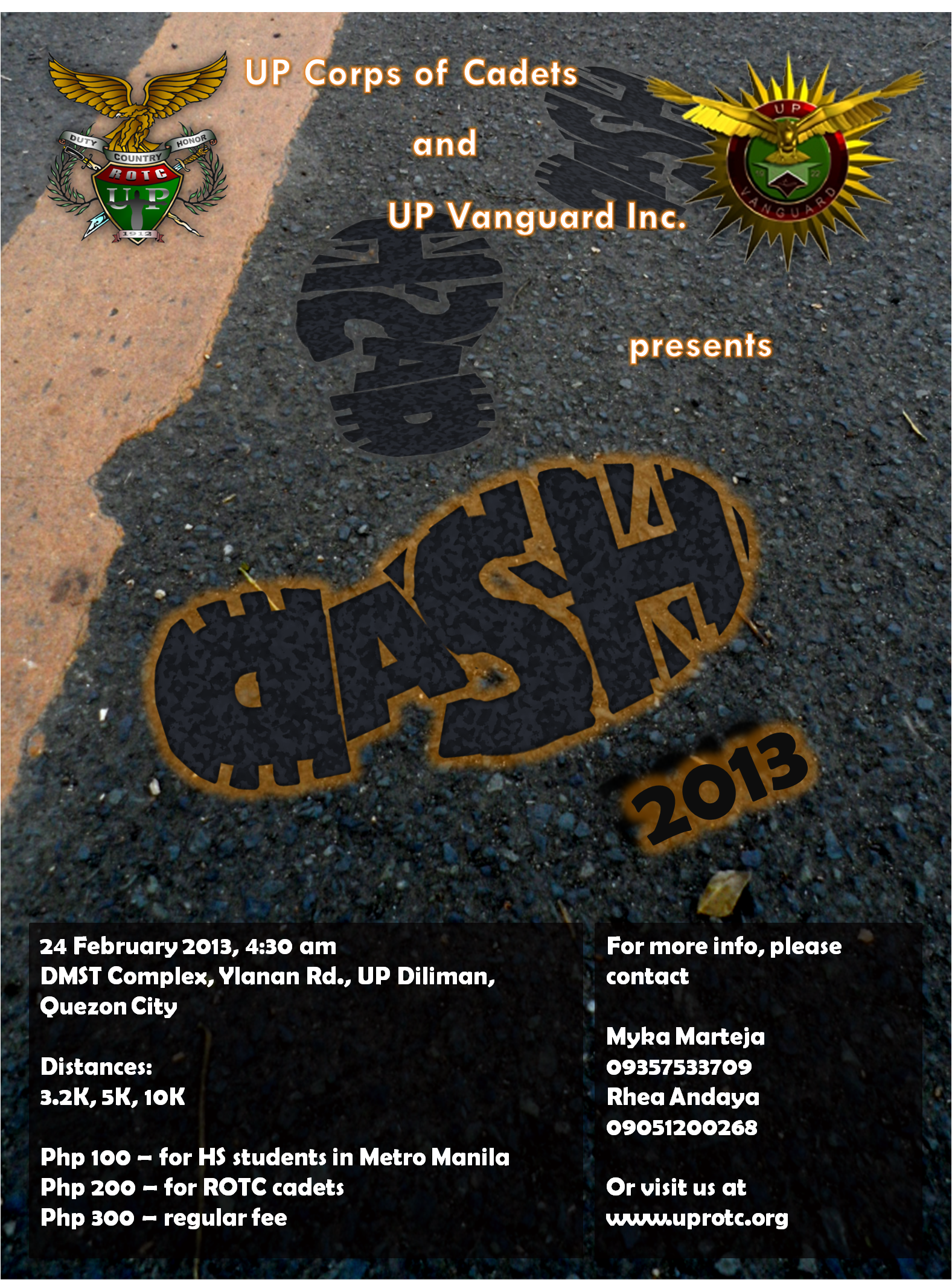 UP-ROTC-Dash-2013-poster