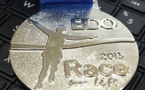 bdo-race-for-life-medal