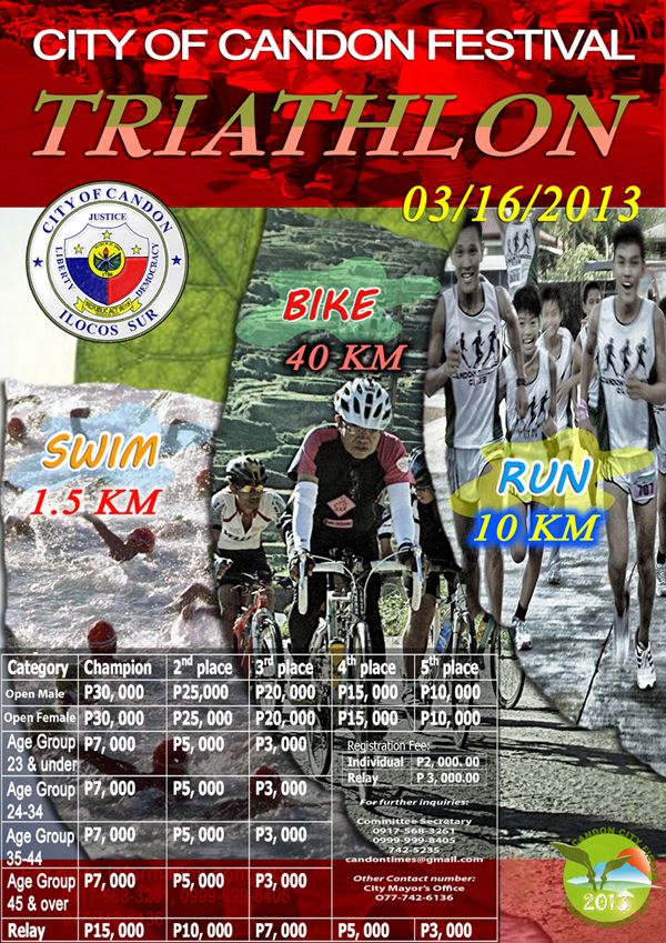 city-of-candon-triathlon-2013-poster
