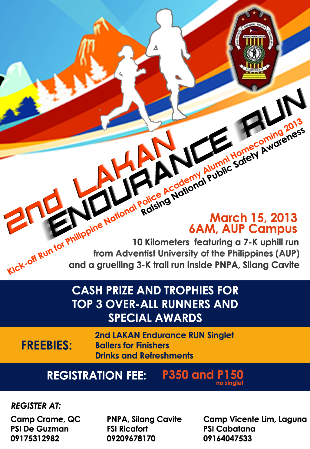 lakan-endurance-run-2013-poster