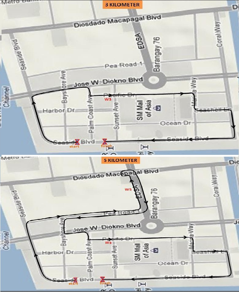 race-for-life-2013-route-map-3k-5k