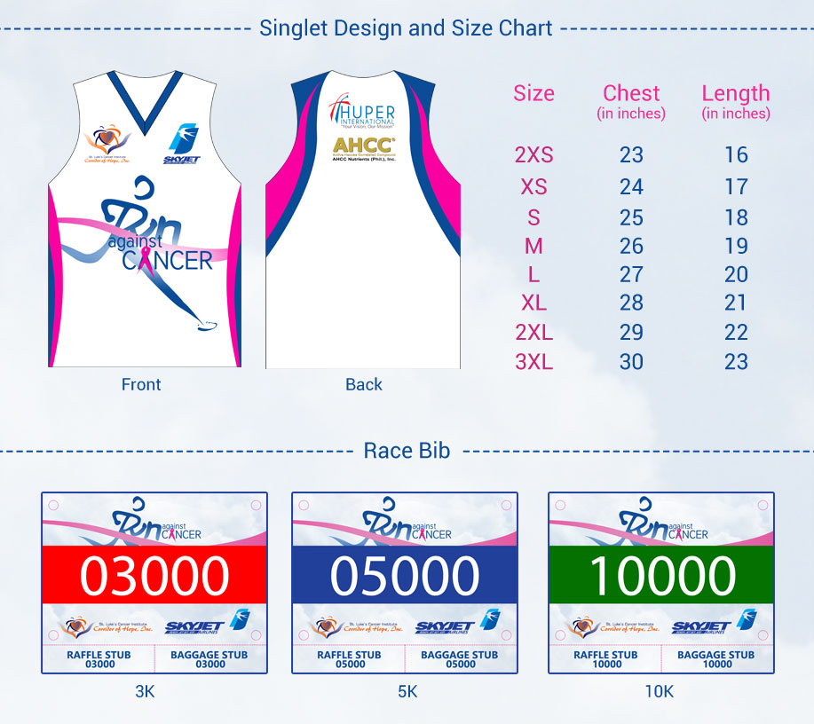 run-against-cancer-2013-singlet-and-bib-design