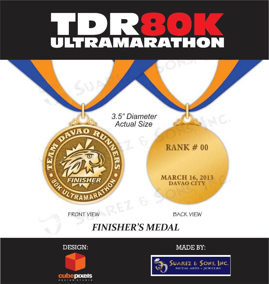 tdr-80k-ultra-marathon-medal-design
