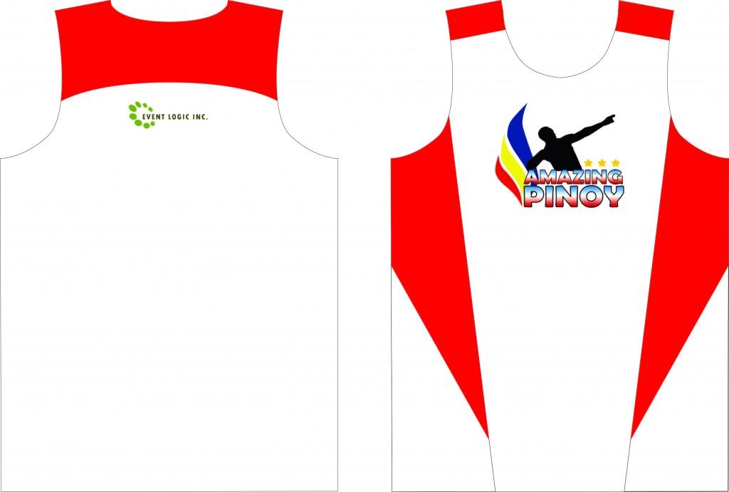 Amazing Pinoy Race Shirt
