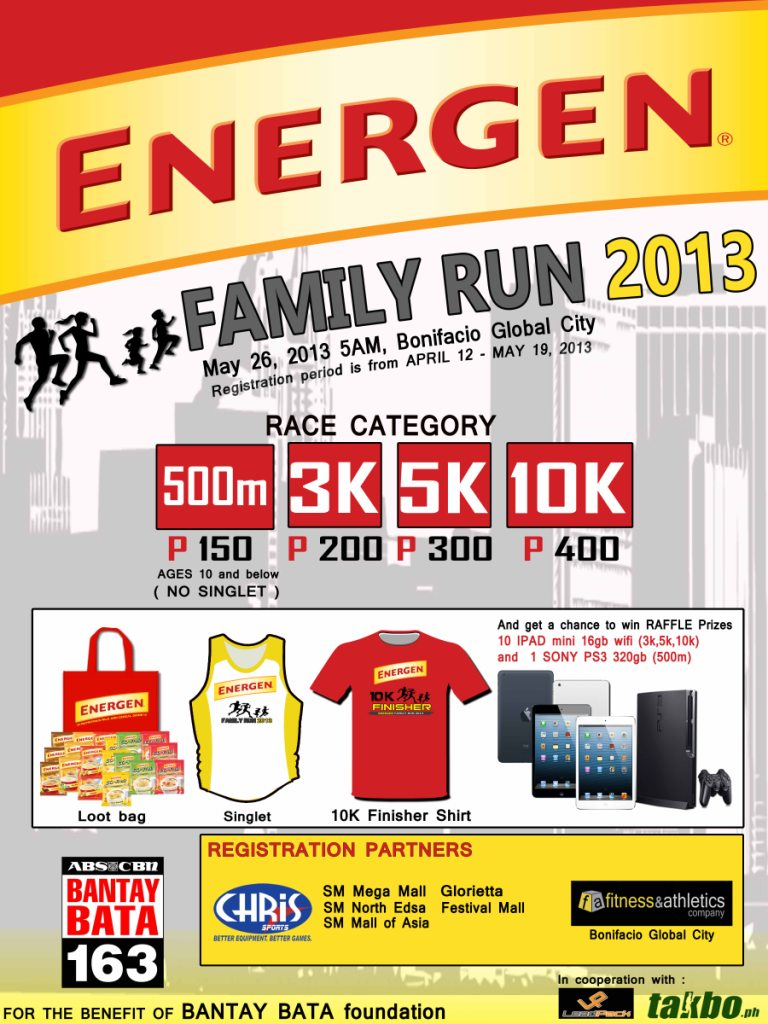 energen run 2013 results and photos