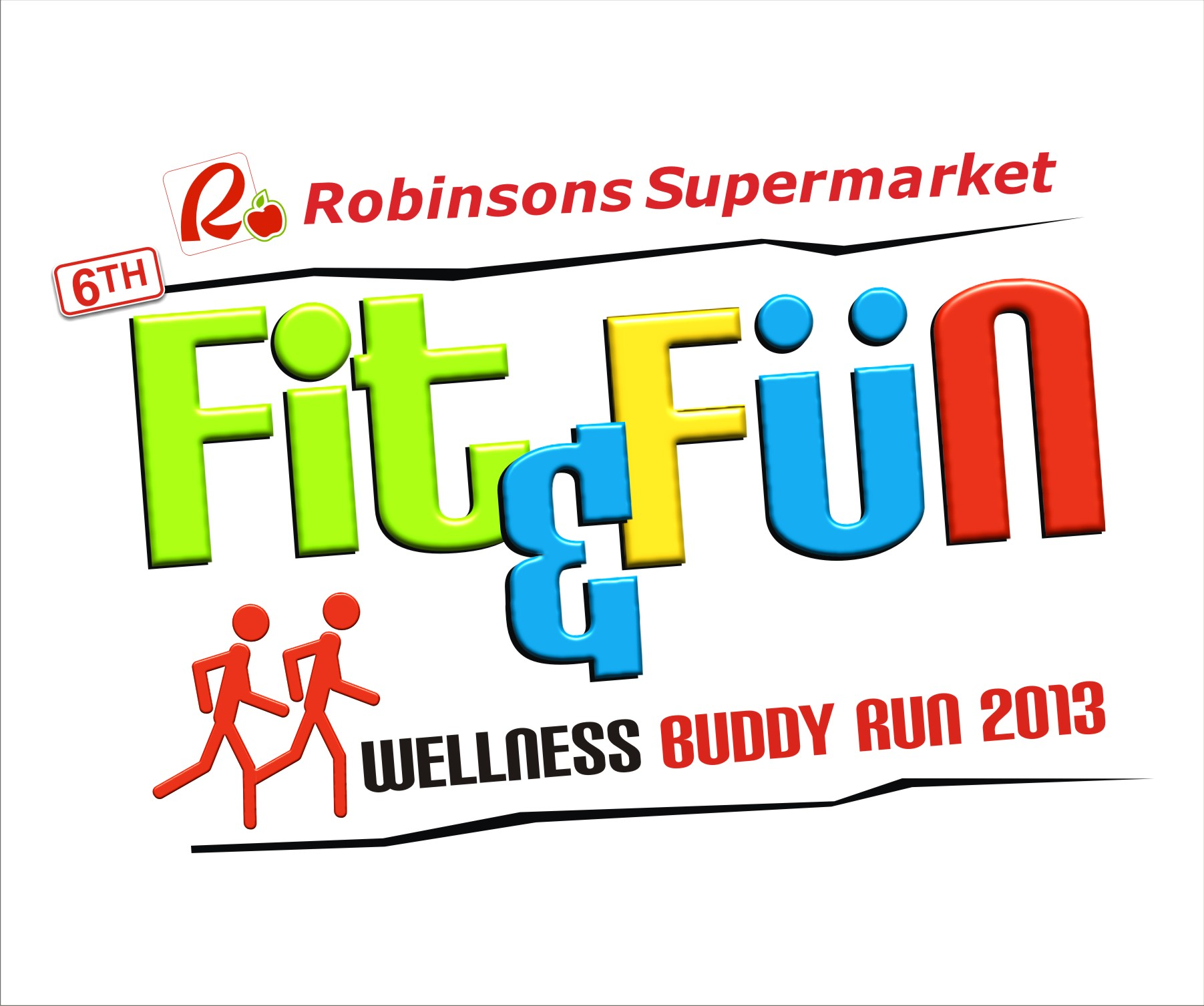 fit & fun 2013 poster