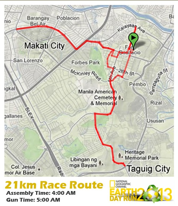 nat-geo-earth-day-run-2013-21k-route-map