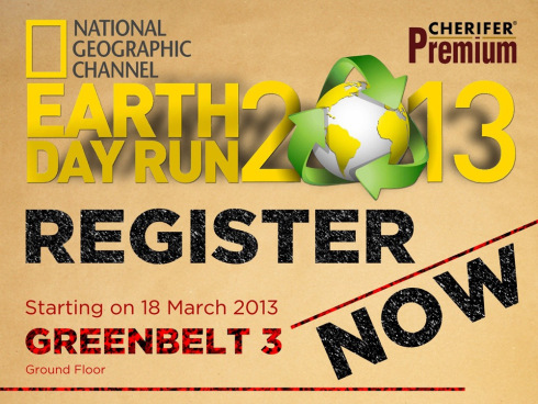 natgeo earth run 2013 results and photos