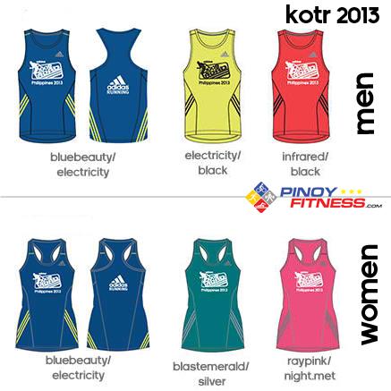 kotr-2013-colored-singlets