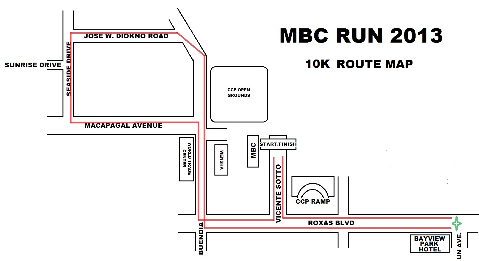 manila-bay-clean-up-run-2013-route-map-10k