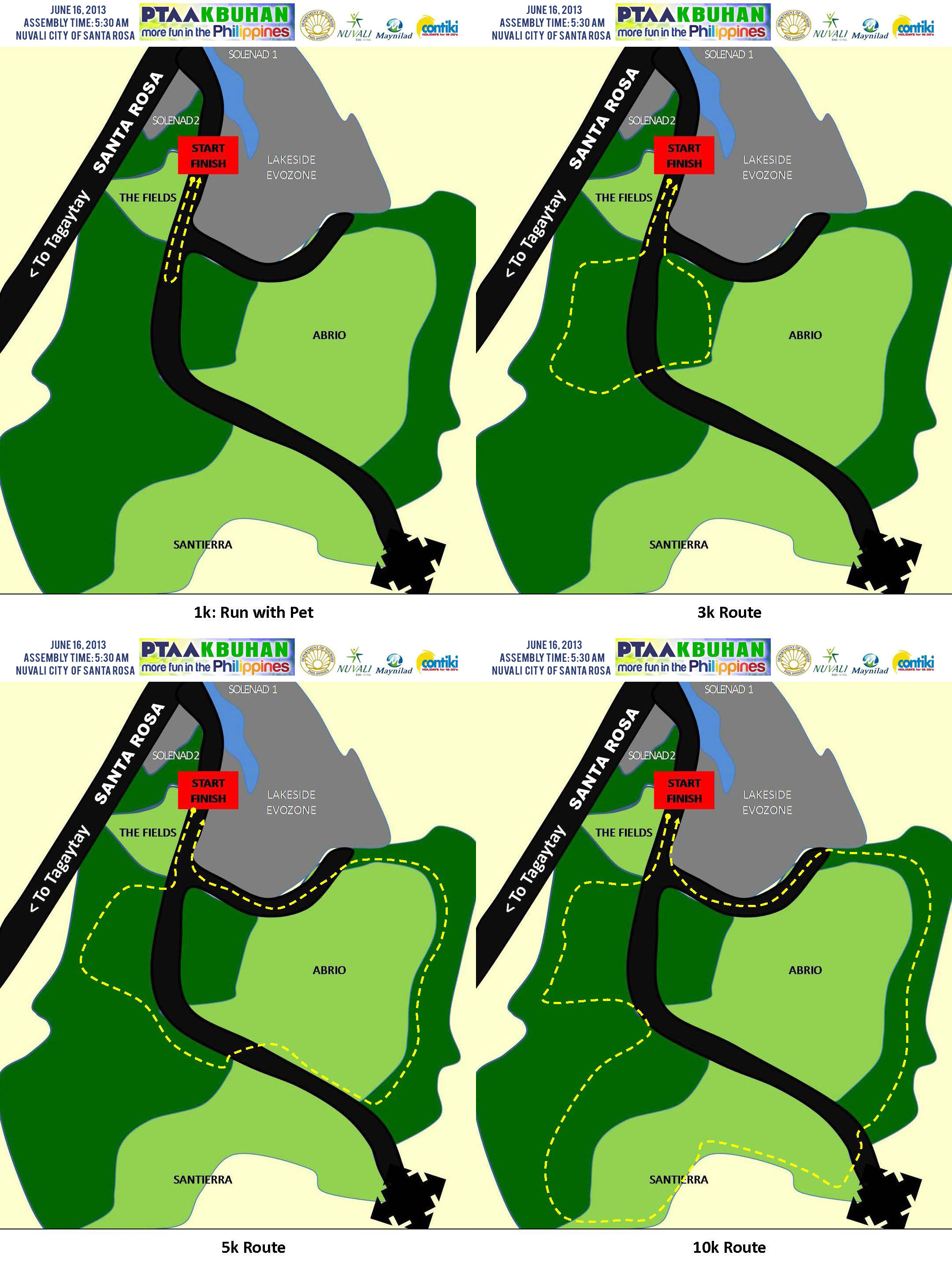 ptaakbuhan-2013-route-map