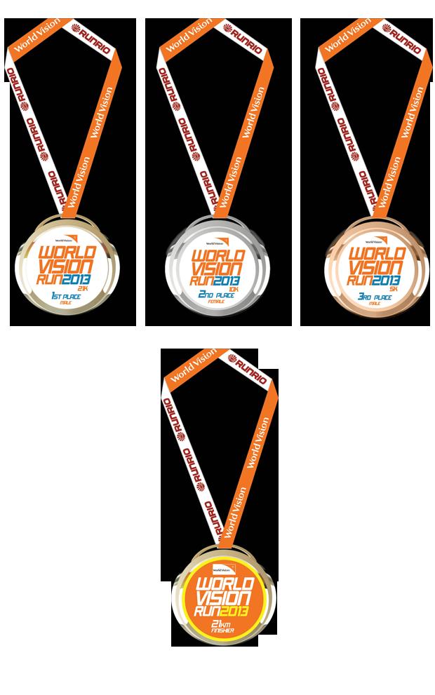 World-Vision-Medal