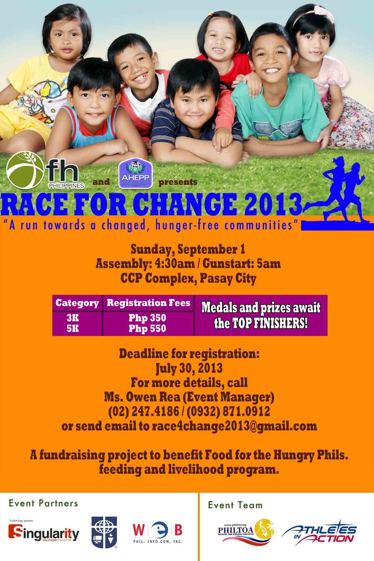 race-for-change-2013-poster