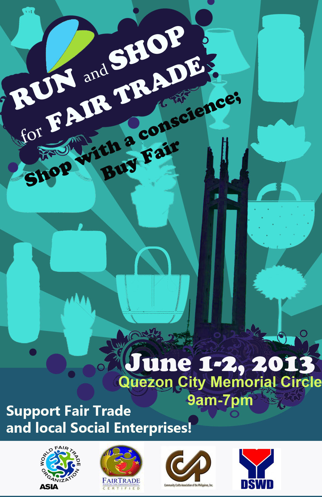 run-and-shop-for-fair-trade-2013-poster