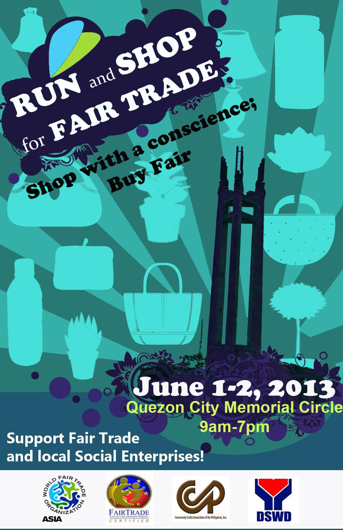 run-and-shop-for-fair-trade-2013-poster