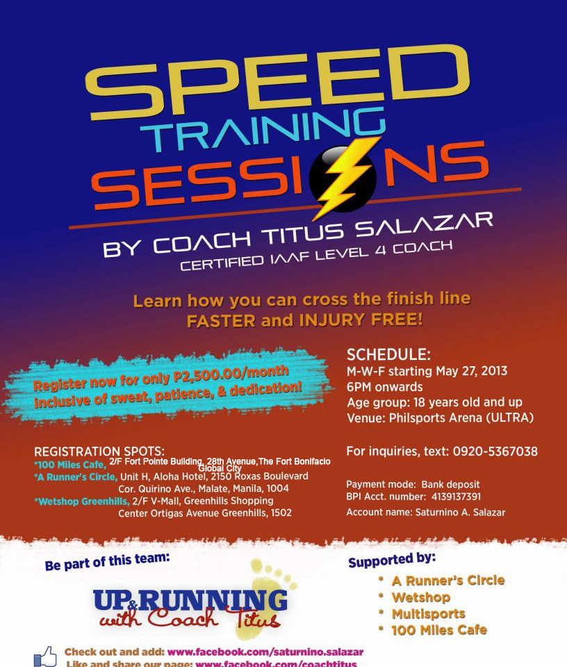 speed-training-sessions-2013-poster
