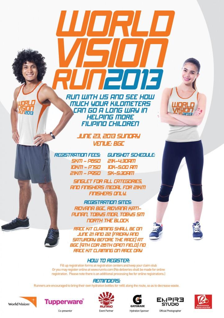 world-vision-run-2013-poster