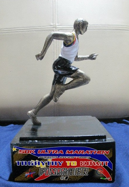 tagaytay-to-kawit-50k-ultramarathon-2013-trophy-design