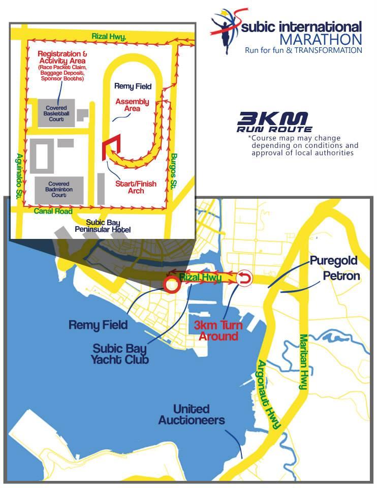 3k Sim 2014 Map