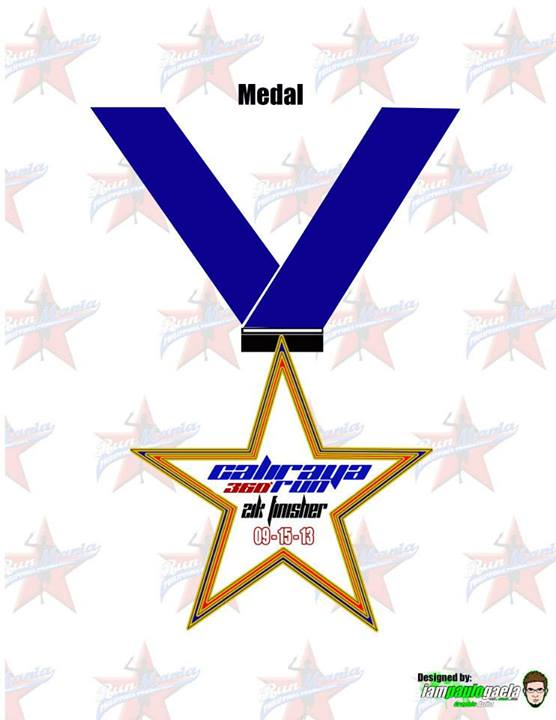 caliraya-360-run-2013-medal-design