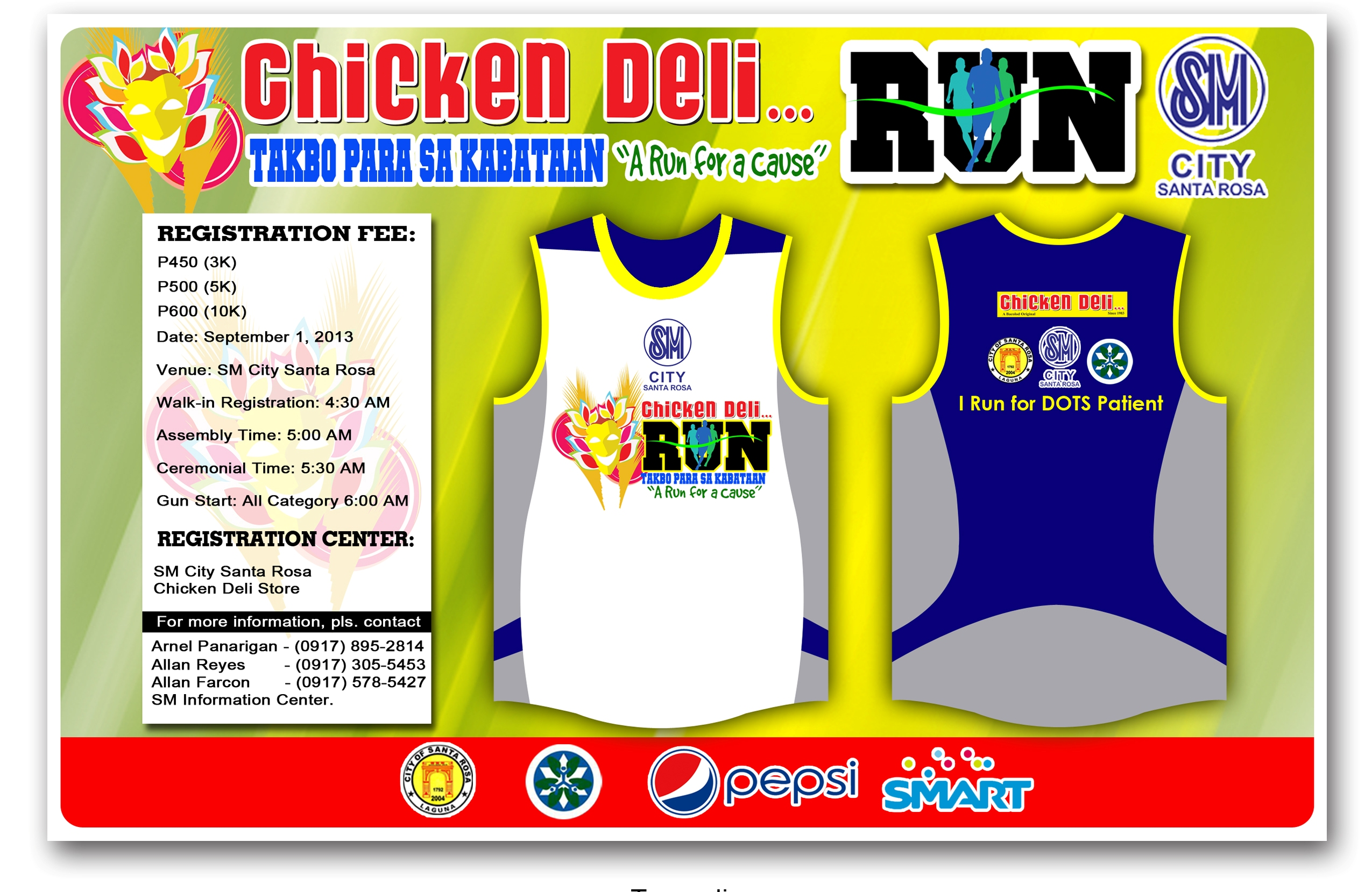 chicken-deli-run-2013-poster