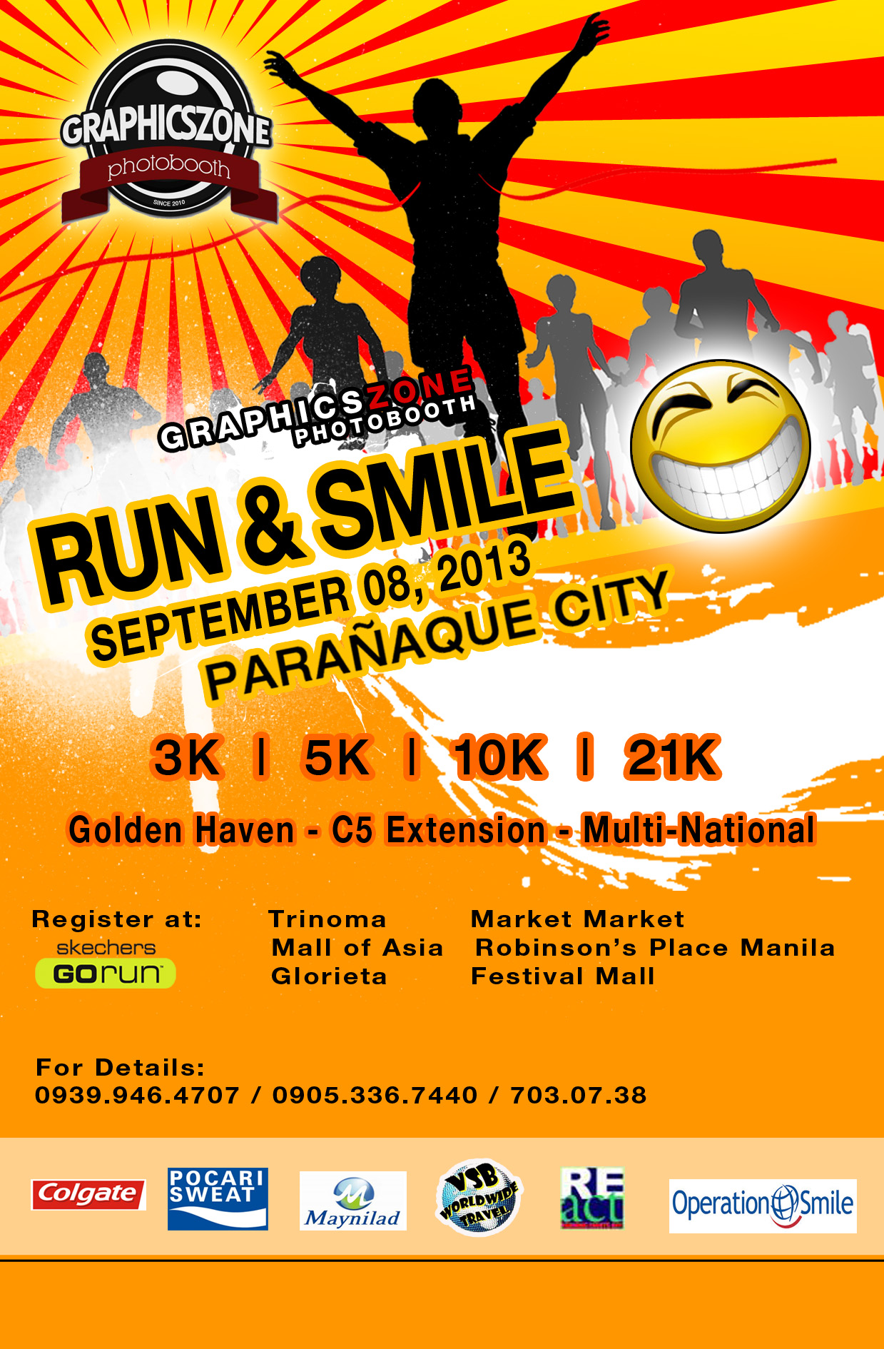 graphics-zone-run-and-smile-2013-poster