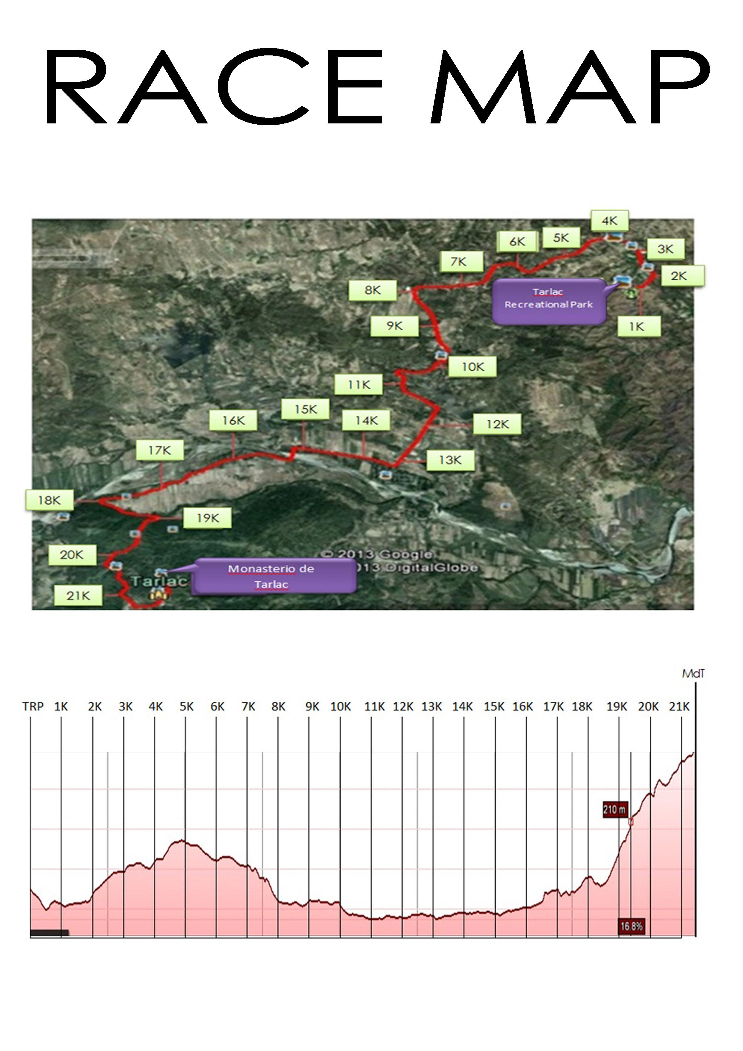 monasterio-de-tarlac-half-marathon-2013-route-map