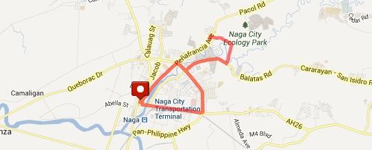 ruab-para-sa-aking-parabasa-2013-route-map