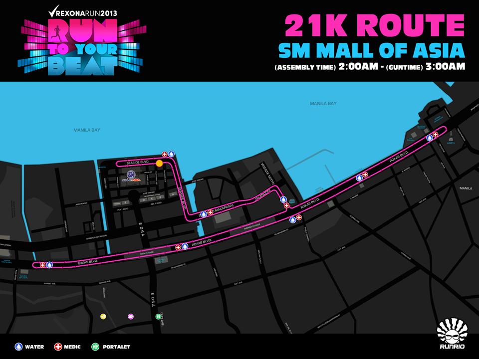 21k-race-map