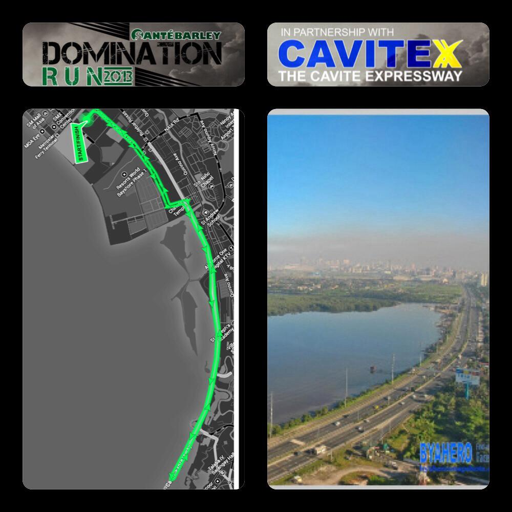 Cavitex and 21k Map