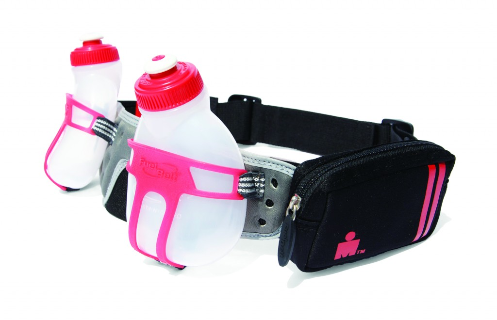 FUELBELT Ironman Collection R2O 2- Bottle Hydration Belt_red carbon_P1,695